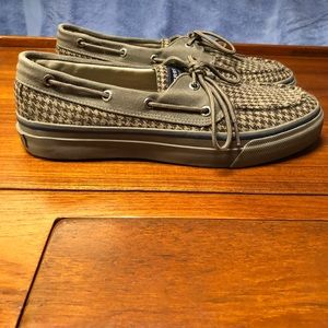 Men's Sperry Canvas Boat Shoes